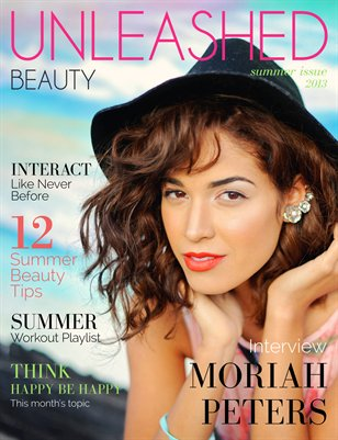 UnleashedBeauty Magazine - Summer 2013
