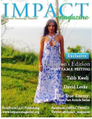 IMPACT Magazine June Issue Hampton Edition