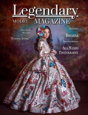 Issue No. 6 - Evening Attire - Legendary Model Magazine