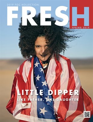 FRESH magazine Little Dipper 2019