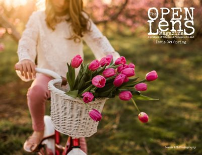 The Open Lens Magazine Issue 02: Spring