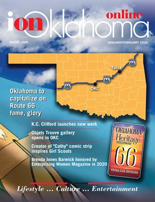 January - February  2020 ion Oklahoma Magazine
