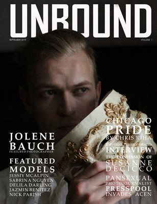 Unbound Mag Vol 1 - Nick Parrish Variant - Sept 2019