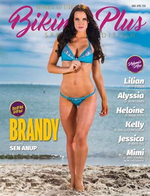 BIKINI PLUS MAGAZINE APRIL2018