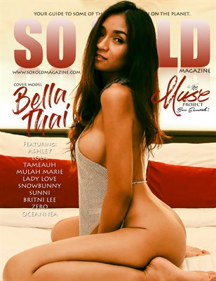 SO KOLD MAGAZINE - THE MUSE PROJECT - BARE ESSENTIALS 2 (COVER MODEL - BELLA THAI)