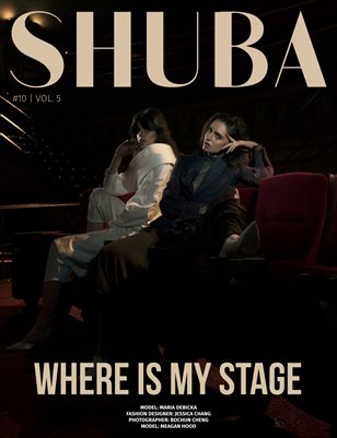 SHUBA MAGAZINE #10 VOL. 5