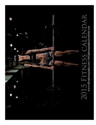 2015 Fitness Calendar