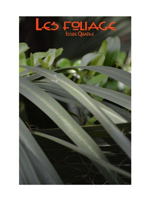 Les Foliage DuJour issue Quatre