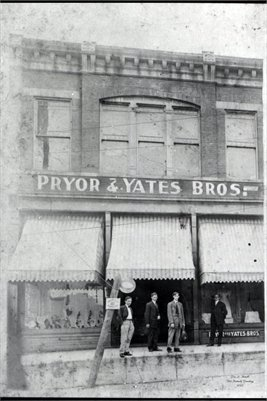 Pryor & Yates Bros., Graves County, Kentucky