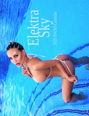 Elektra Sky 2020 Calendar
