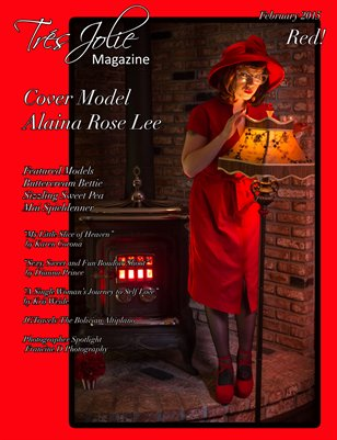"2015 ""Red"" February Issue"