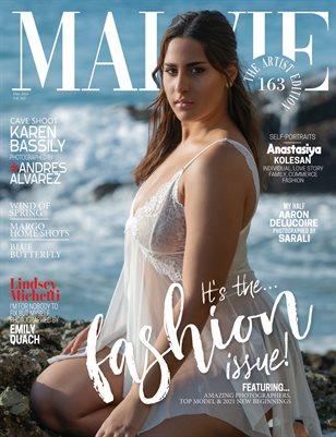 MALVIE Magazine The Artist Edition Vol 163 March 2021