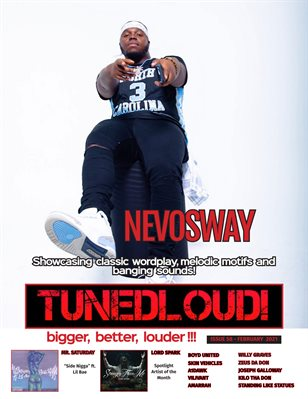 TunedLoud Magazine February 2021
