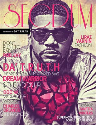 Secdum Magazine - Supernova Summer Issue