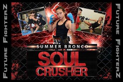 Summer Bronco Poster 2015