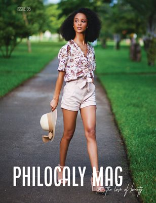 Philocaly Mag, Issue 35