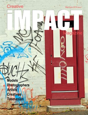 Creative iMPACT Magazine May/June Issue 1 2016