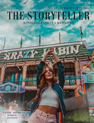 The Storyteller Magazine Issue # 77 SUMMER