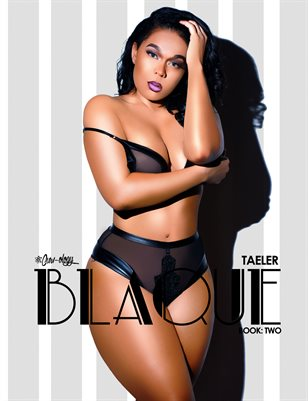 Blaque: Book Two (Tae'Ler Cover)