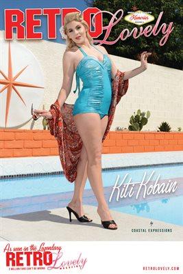 Kiti Kobain Cover Poster