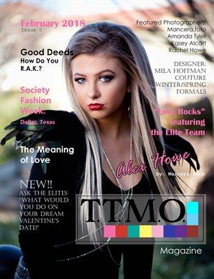 TTMO Magazine February Issue