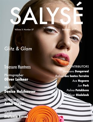 SALYSÉ Magazine | Vol 3:No 57 | December 2017 |