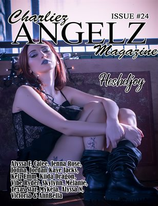 Charliez Angelz Issue #24 - Hesheljoy