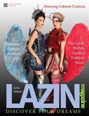 Lazin Magazine - Art and Fashion October 2021