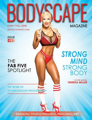 BodyScape magazine Issue 8
