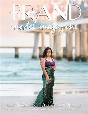 Brand Model Magazine  Issue # 108