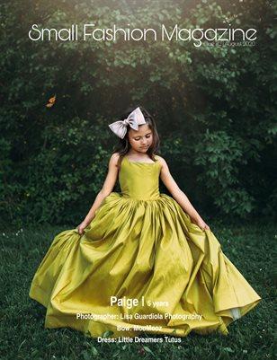 Small Fashion Magazine Issue #12