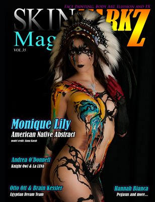 April Issue of SkinMarkZ Magazine - Issue #35