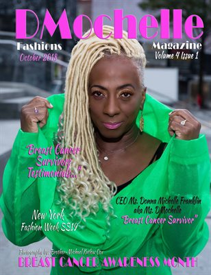 DMochelle Fashions Magazine October 2018