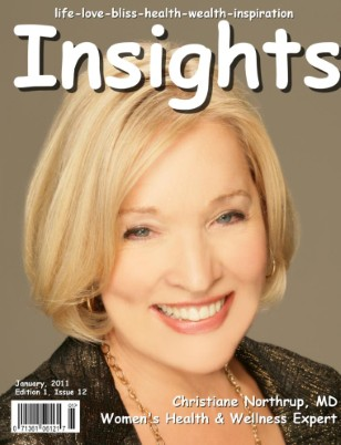 Insights featuring Christiane Northrup, MD