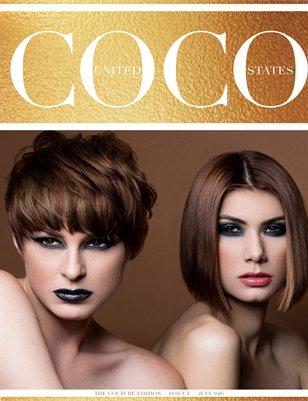 COCO Fashion Magazine Issue V July 2016