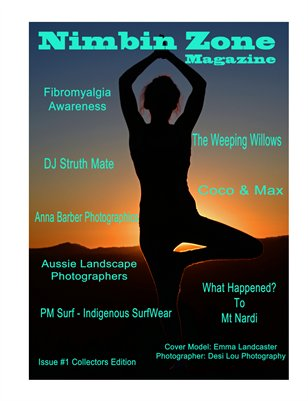 Nimbin Zone Magazine Issue #1 Collector's Edition