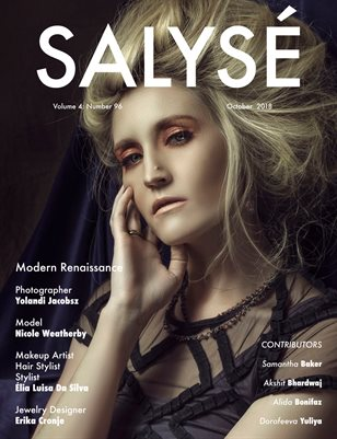 SALYSÉ Magazine | Vol 4 : No 96 | October 2018