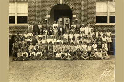 1930 Hendron School McCracken County, Kentucky