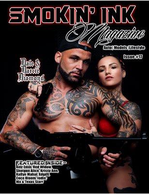 Smokin' Ink Magazine Issue #17- Dale & Darcie Diamond
