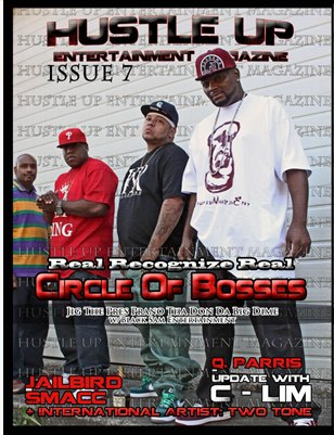Hustle Up Ent Magazine Issue 7