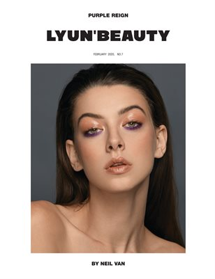 LYUN BEAUTY ISSUE No.7 (VOL No.4) C2