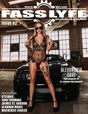 FASS LYFE ISSUE 82 FT. ALEXANDRIA DARE