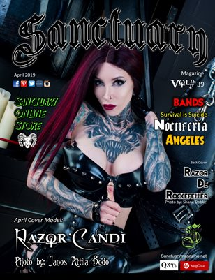 Sanctuary Magazine Vol #39