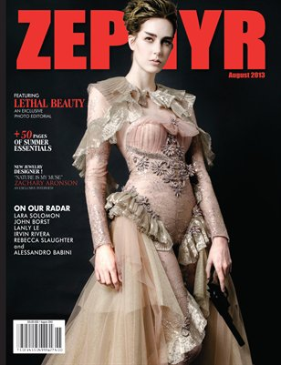ZEPHYR Magazine - Aug. 2013 [Issue #10]