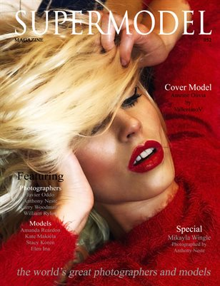 Supermodel Magazine Issue 052