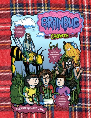 Brain Bug Issue 2