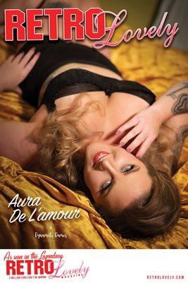 Aura De L'amour Cover Poster
