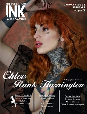 TDM: INK Chloe Rank-Harrington Issue 42 cover 2 Jan 2021