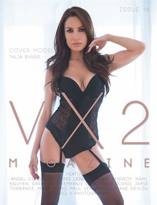 VX2 Magazine Issue 16 (2018)