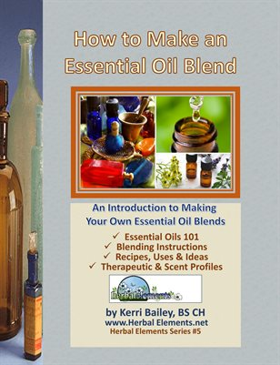 Essential Oil Blending